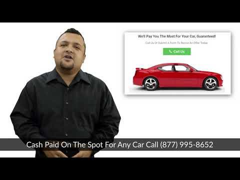 Cash For Cars | Car Buyer | We buy junk Cars in NJ
