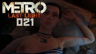 <b>Metro</b>: <b>Last Light</b> #021 - <b>Sex</b> mit Anna | Epidemie [Walkthrough ...