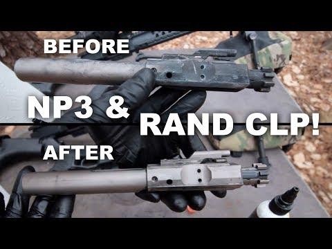 RAND CLP Gets The Gunk Off NP3!