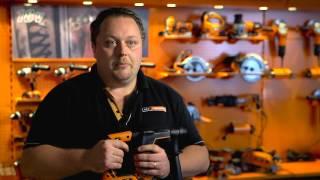 18v Cordless SDS-plus Rotary Hammer - BBH18 - AEG Powertools