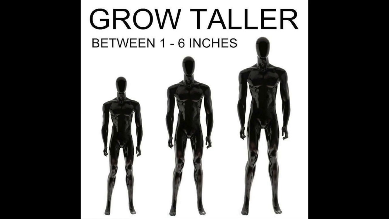 Is it possible to grow taller