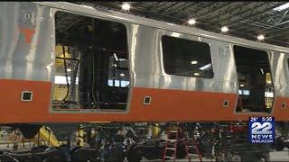 CRRC in Springfield to unveil next-generation MBTA rail cars
