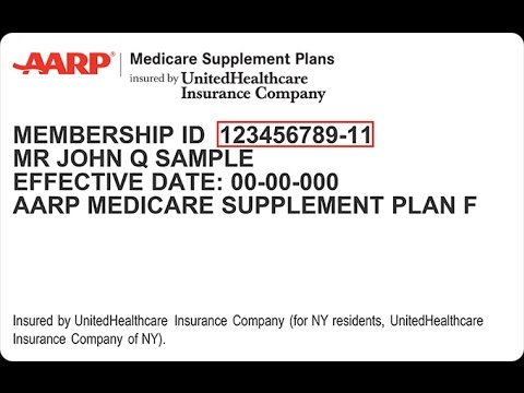 Aarp Medicare Supplement Plan >> aarp united healthcare | aarp united - YouTube