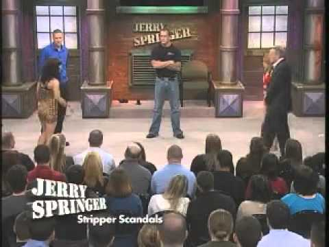 Jerry Springer - Stripper Wars - 1 -