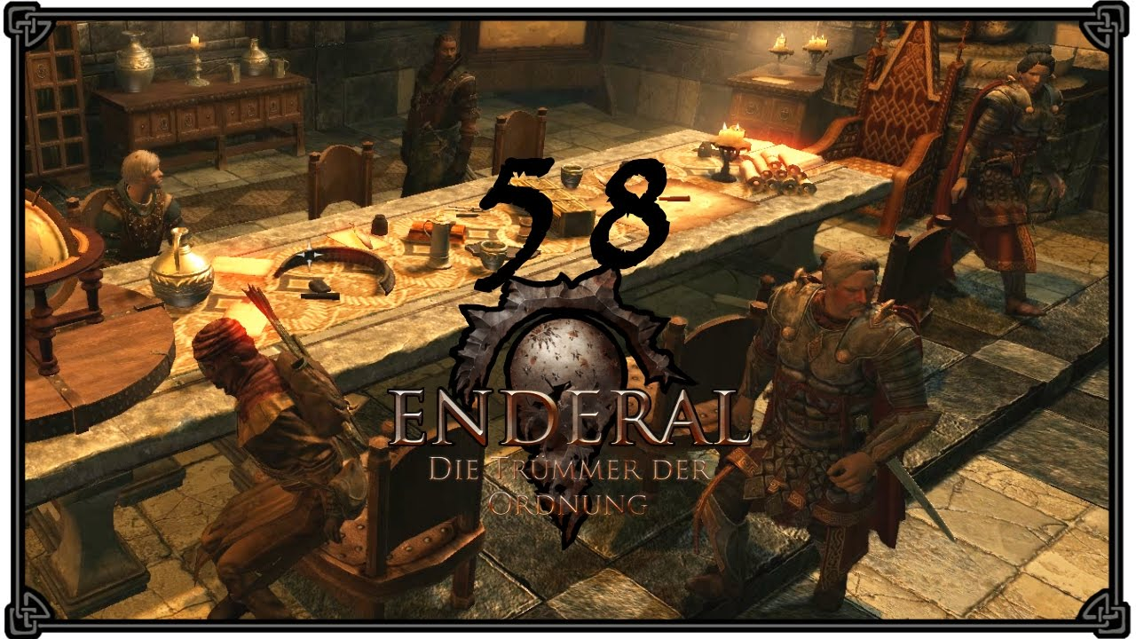 how to play skyrim enderal
