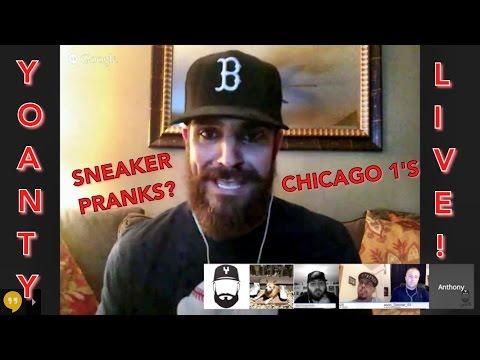 YoAnty Live Sneaker Chat 5/30
