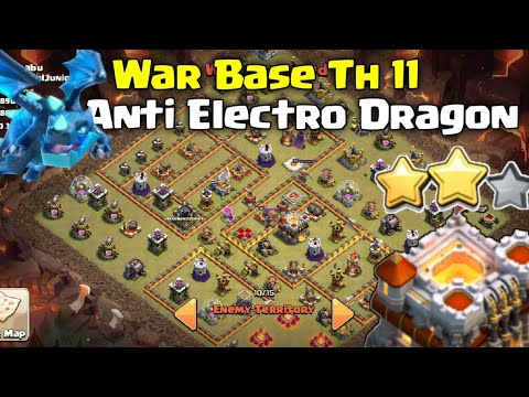 Base Farming Th 11 Anti Naga Elektro 5