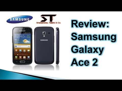 Review: Samsung Galaxy Ace 2 (Deutsch) | SwagTab