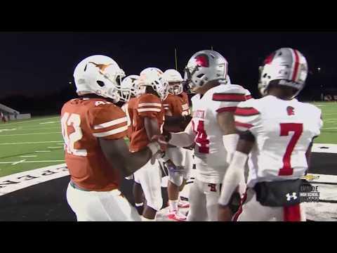 Week 10 - South Houston Trojans At Pasadena Dobie Longhorns