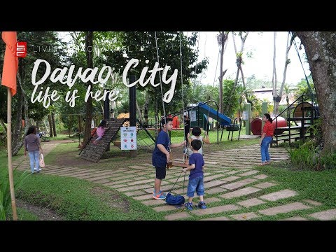 TRAVEL GUIDE: DAVAO CITY LIFE IS HERE | Living Asia Channel (HD)