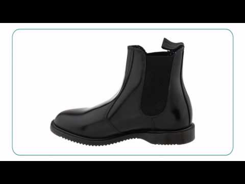 1772047a73b Dr. Martens Flora Chelsea Boot - Planetshoes.com - YouTube