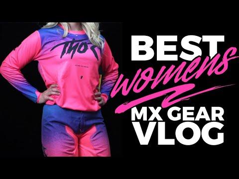 {NEW} BEST Womens Dirt Bike Gear Vlog | BTO Sports