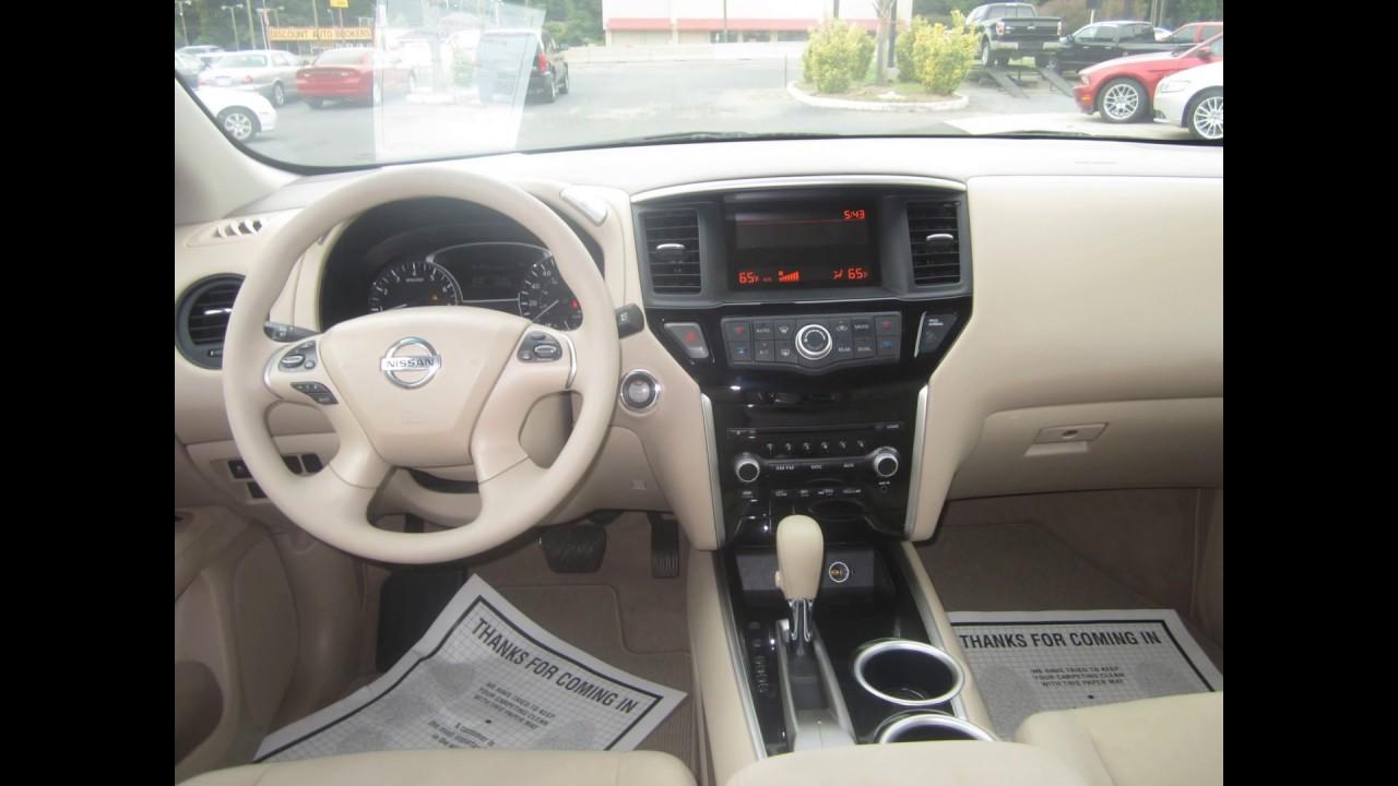 Ride Now Motors >> 2013 Nissan Pathfinder S Ride Now Motors