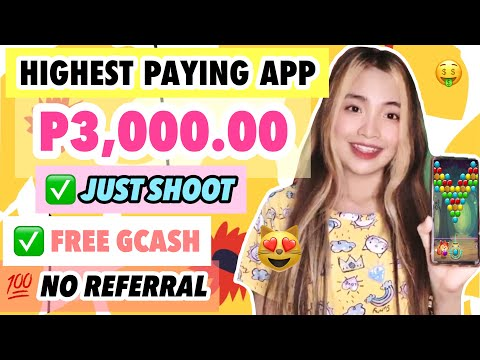 FREE GCASH: EARN P3000.00 EVERY WEEK! PROMISE NO RERERRAL! HIGHEST PAYING APP 2021