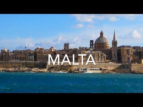 Travel Vlog ✈ Malta