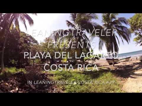 Costa Rica Beaches Driving To Playa Lagarto By LeaningTraveler