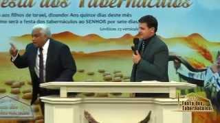 Festa dos Tabernáculos | III Culto | Pastor Vin Dayal | 02/03/2014