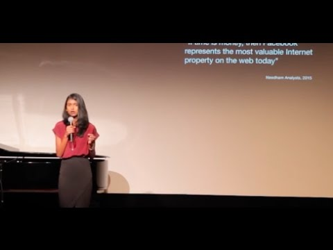 Social Media's Impact on Human Behavior | Suryabala Shenbagamurthy | TEDxUpperWestSideWomen