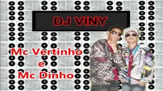 Mc Vertinho e Mc Dinho - Toda Sensual (DJ VINY) [CLIP OFICIAL] @DJVINYOFICIAL