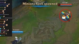 When Pro Player Gets Mocked By Other Pro Player in League of Legends... | Funny LoL Series #596