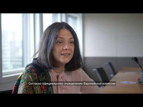 Интервью с Джина Разо Руайе, Societe Generale / Interview with Gina Raso Royer, Societe Generale