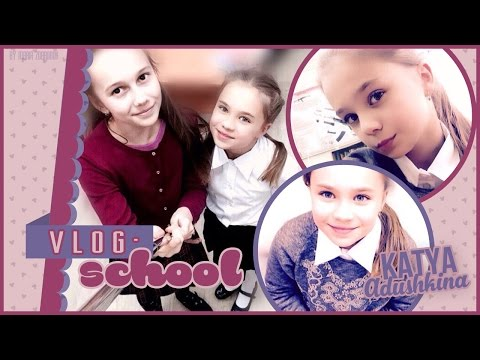 A School Day Vlog