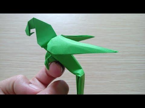 Origami Macaw Parrot - Best Origami Tutorial