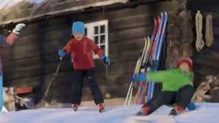 Karsten og Petra på vinterferie (trailer)