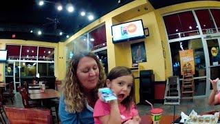 Ryebreads: Selfies at Moe s Kids Eat Free on Tuesday