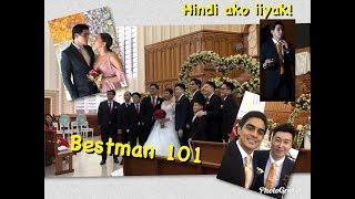 "Whats it like being a Bestman   Juancho : ""Hindi ako iiyak"" daw?   JUANCHOYCE Vlog #2"