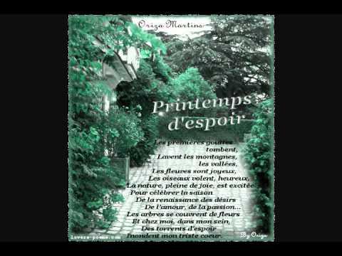 Pour Annoncer Un Sites De Poesies En Images Poème D'amour