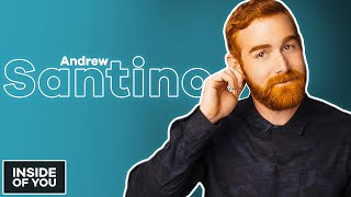 Andrew Santino (2020) | Inside of You Podcast w/ Michael Rosenbaum #anxiety #insideofyou
