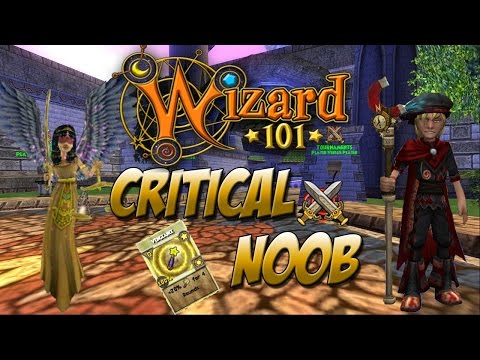 Wizard101 Critical Noob PvP: Performance Issues..