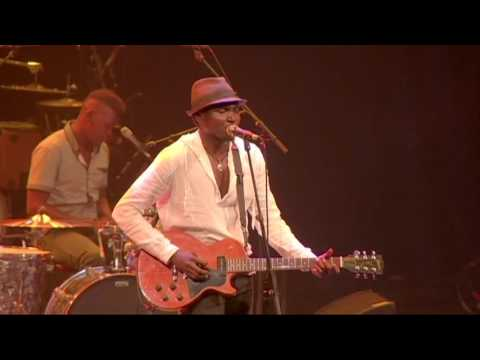 Songhoy Blues at the Songlines Music Awards 2016 Winners' Concert, October 3