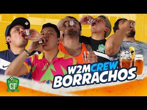FUTBOLITO - RETA W2MCREW BORRACHOS