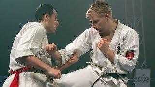 Pawe³ Tokarzewski (KSW Kyokushin) - Pawe³ Rzeszótko (KS Pancerni)