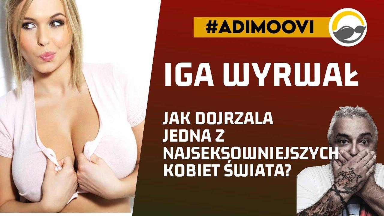 #Adimoovi: Iga Wyrwał - pierwsza rozmowa od lat!