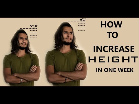 How To Increase Height 1 Week | Fit Wit Atwal