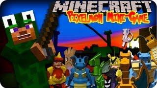 Pixelmon Mini-Game Marathon! Day 2 - LUCKY DIP (CRANE GAME)! w/CraftBattleDuty