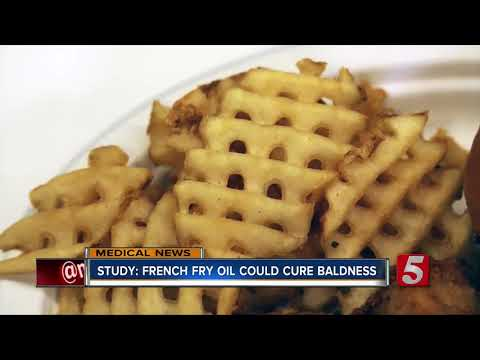 Study: McDonald's French Fry Oil Could Help Cure Baldness