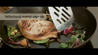 Salter Pre-seasoned Pan For Life