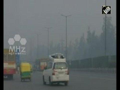 India News (Dec 20, 2017) - New Delhi government tests 'anti smog gun' to fight pollution