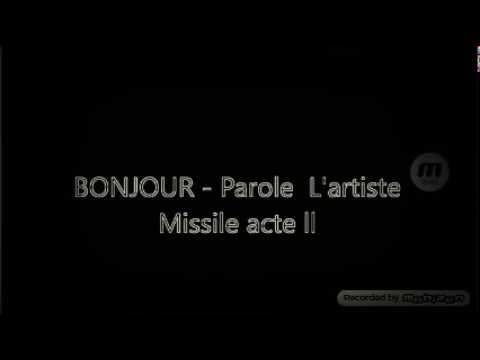 PAROLE MISSILE ACT 2