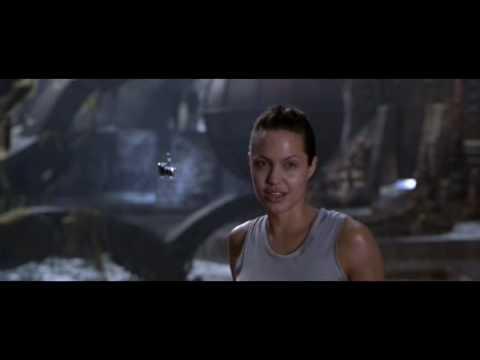 Fluke  Atom Bomb featuring Lara Croft