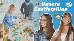 So war es mit unseren Gastfamilien im Schüleraustausch! | X-CHANGE mit Diana & Helene