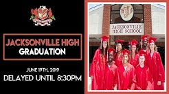 Jacksonville High School Graduation 2019