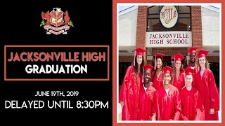 Jacksonville High School Graduation 2019