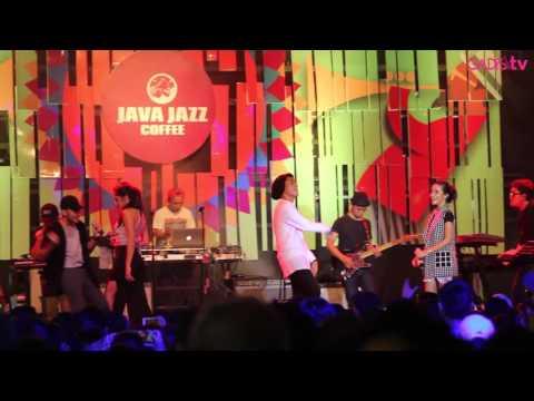 GAC & Jaz - Stronger (Live at Java Jazz Festival 2016)