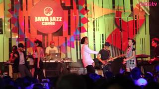 GAC & Jaz - Stronger (Live at Java Jazz Festival 2016)