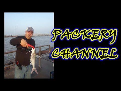 Fishing The Packery Channel Jetty | Corpus Christi | #fishing